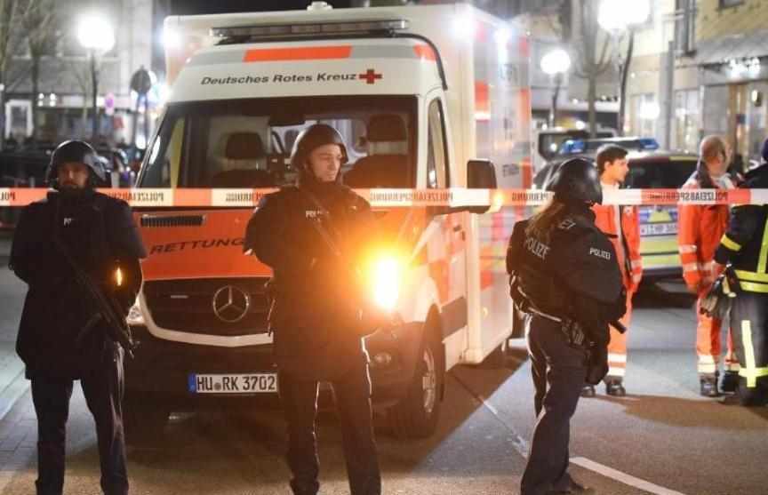 Восемь человек погибли при стрельбе в Германии