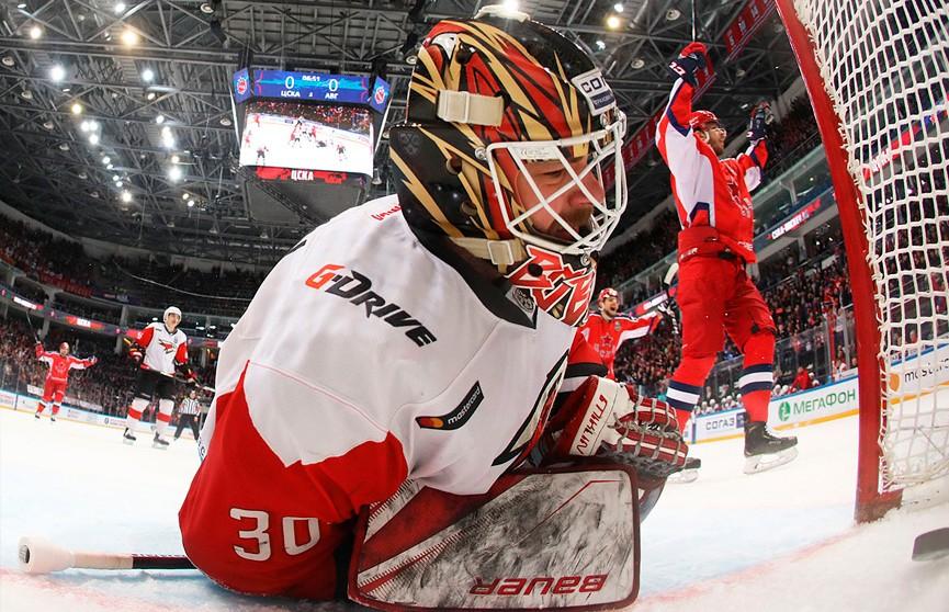 ЦСКА второй раз подряд обыграл «Авангард» в финальной серии хоккейного Кубка Гагарина