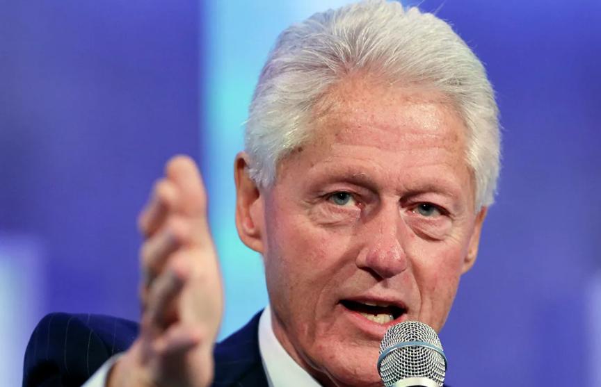 Билл Клинтон написал триллер о похищении дочери президента США