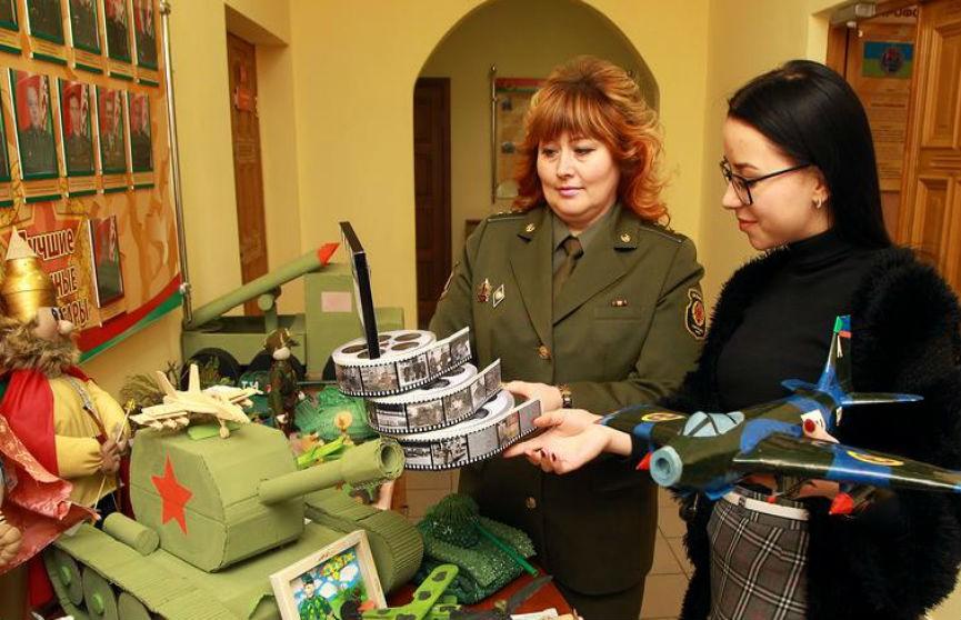«Армия глазами детей»: творческий конкурс ко Дню защитников отечества