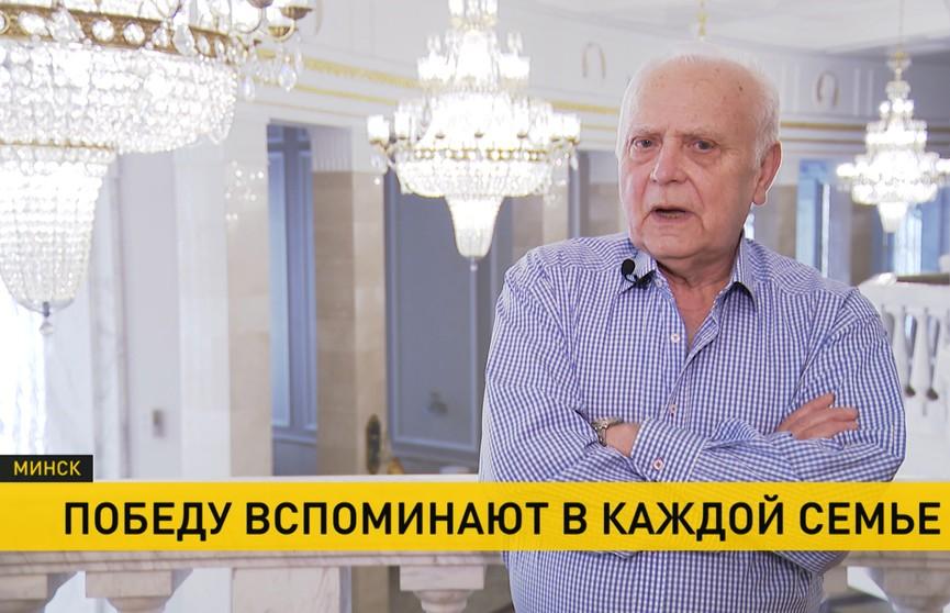 Валентин Елизарьев о 9 Мая: Священный праздник, с любовью относимся ко всем предкам, отдавшим жизни Родине