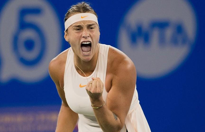Арина Соболенко начала новый теннисный сезон с победы