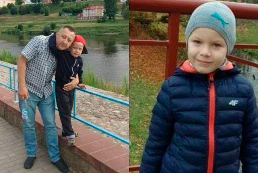 Пропавшего мальчика из Гродно спустя два с половиной месяца нашли в Анапе