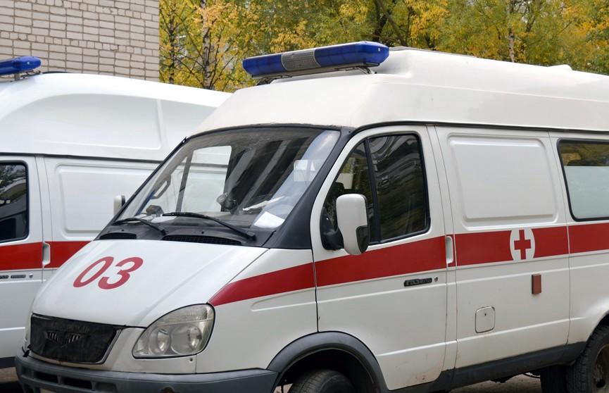 Водитель машины скорой помощи открыл стрельбу на дороге в Москве