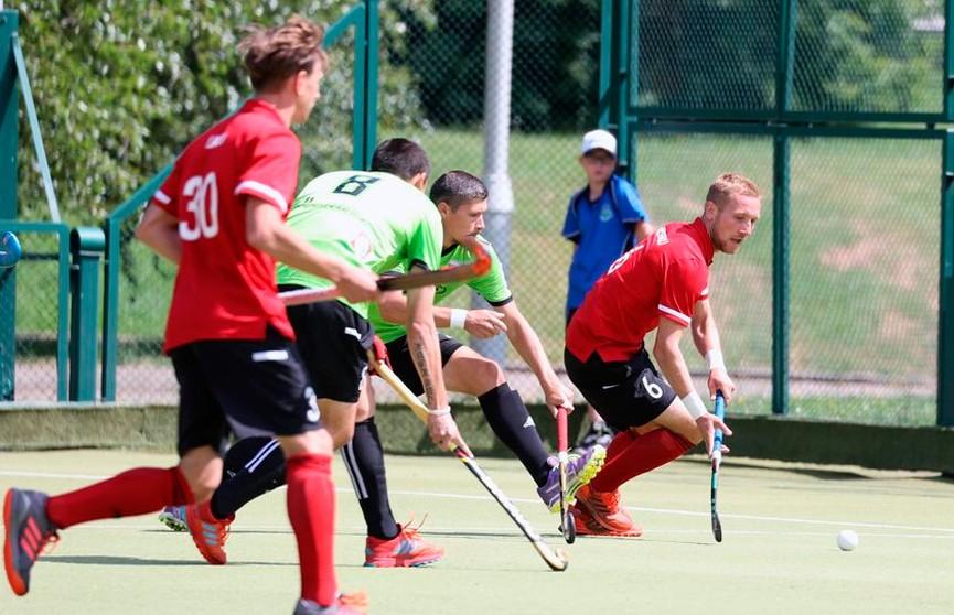 В финальной серии мужского чемпионата страны по хоккею на траве «Минск» ведет у «Строителя» – 2:0