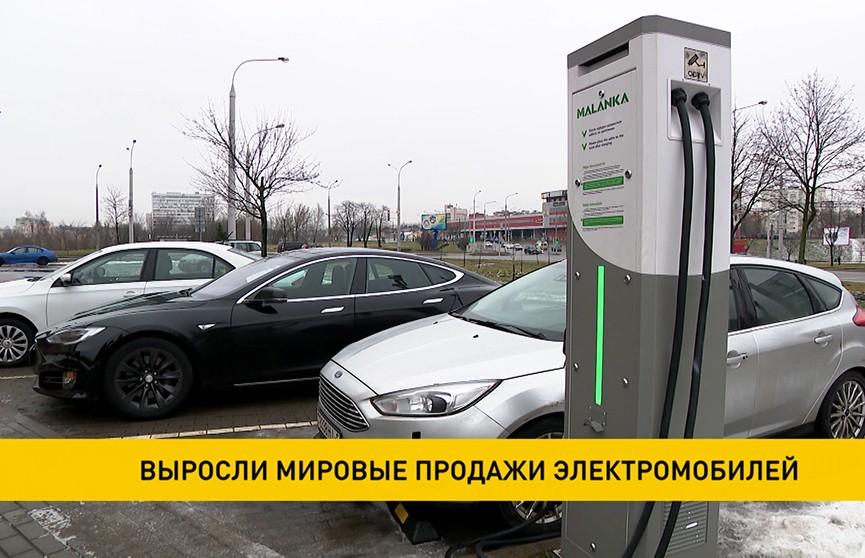 В Беларуси к концу года будет 7 500 электрокаров