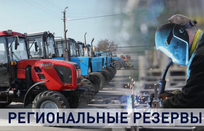 Ставка на сельское хозяйство и логистику:  главы Витебской и Брестской областей – о новых точках роста регионов
