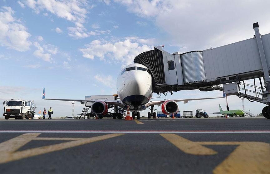 Россия возобновит авиасообщение с Беларусью с 21 сентября