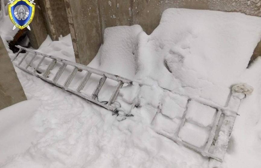 Рабочий погиб на стройке в Могилеве