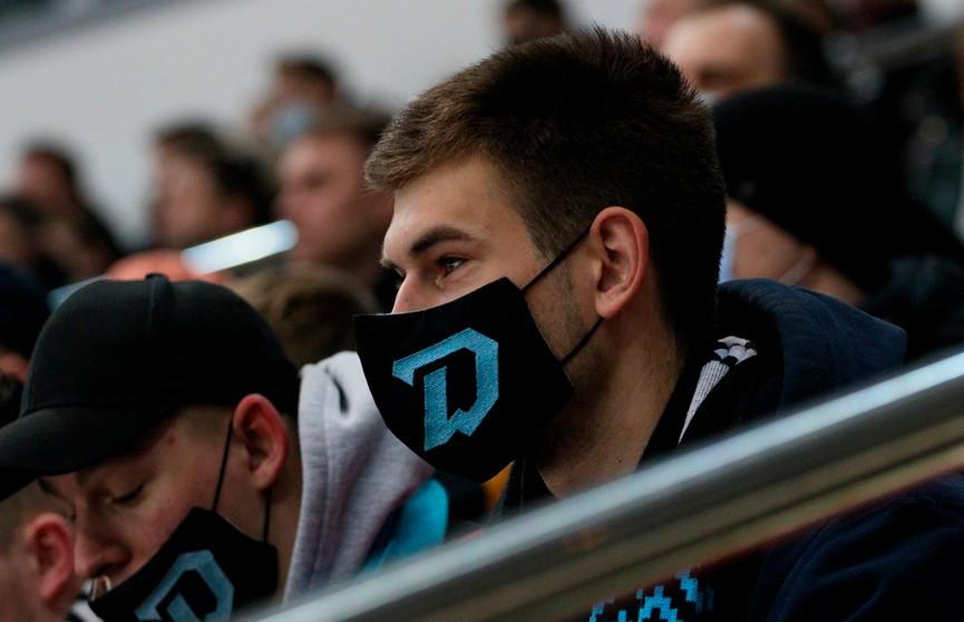 Хоккеисты минского «Динамо» проиграли  «Сибири» в КХЛ
