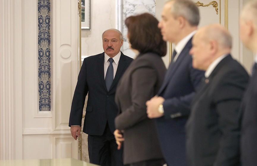 Лукашенко: Отдельные государства при помощи вентиля на нефтяной трубе решают выгодные им вопросы