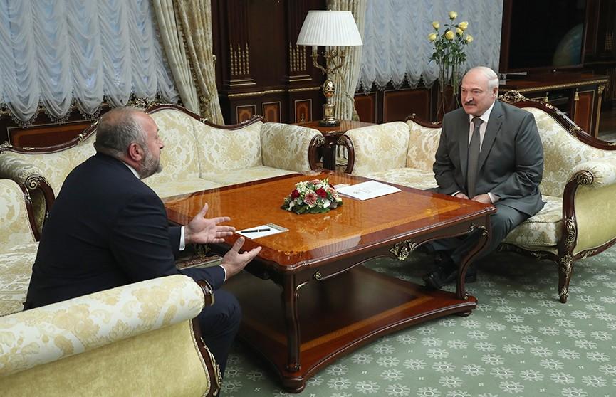 Лукашенко: Белорусы всегда с большим уважением относились к грузинскому народу