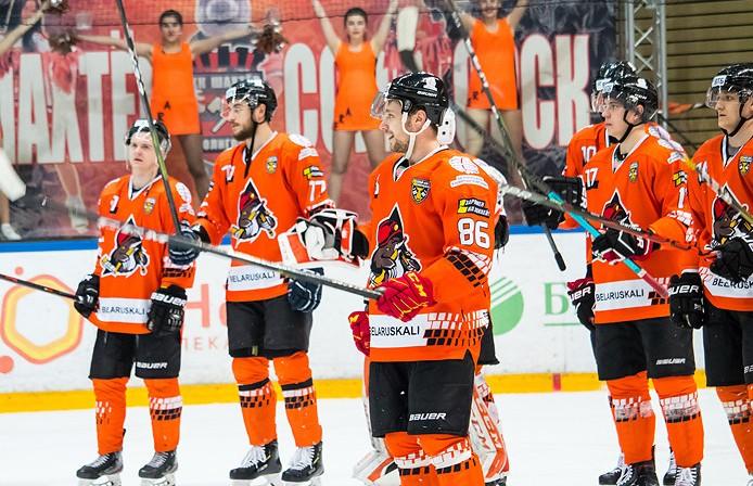 «Шахтер» обыграл «Неман» в полуфинальной серии Кубка Президента