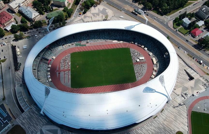 Главные спортивные объекты республики: стадион «Динамо» – визитная карточка суверенной Беларуси