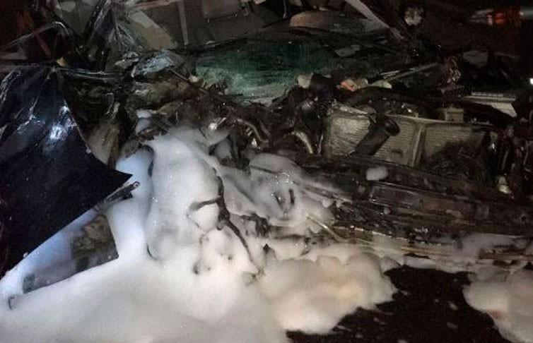 Легковушка столкнулась с автомобилем скорой помощи в Верхнедвинске