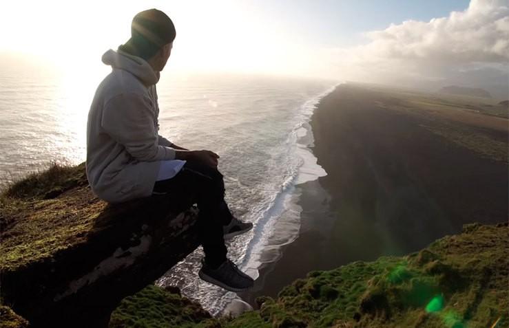 Джастин Бибер чуть не уничтожил самый красивый каньон Исландии