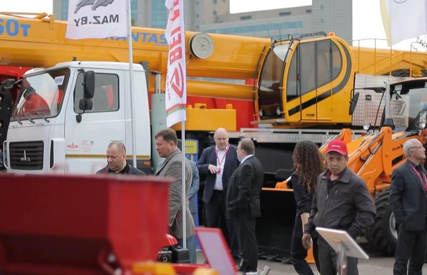 Белорусские предприятия представили свои лучшие разработки и товары на выставке в Узбекистане