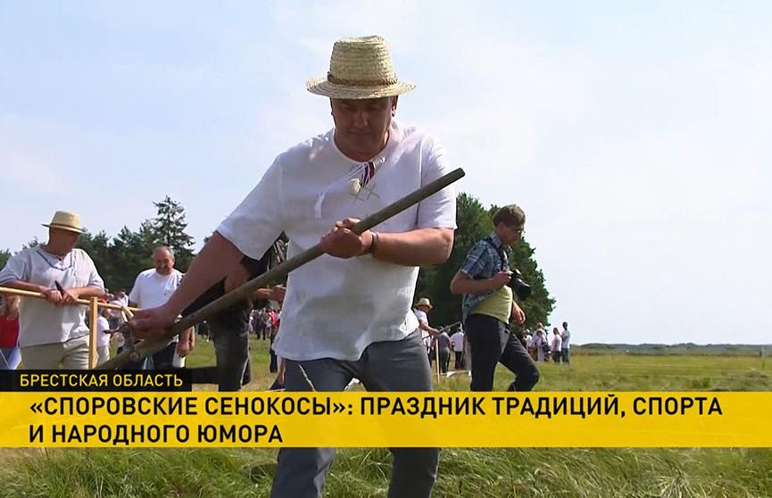Фестиваль «Споровские сенокосы» прошел в Березовском районе. Вот самые яркие моменты праздника