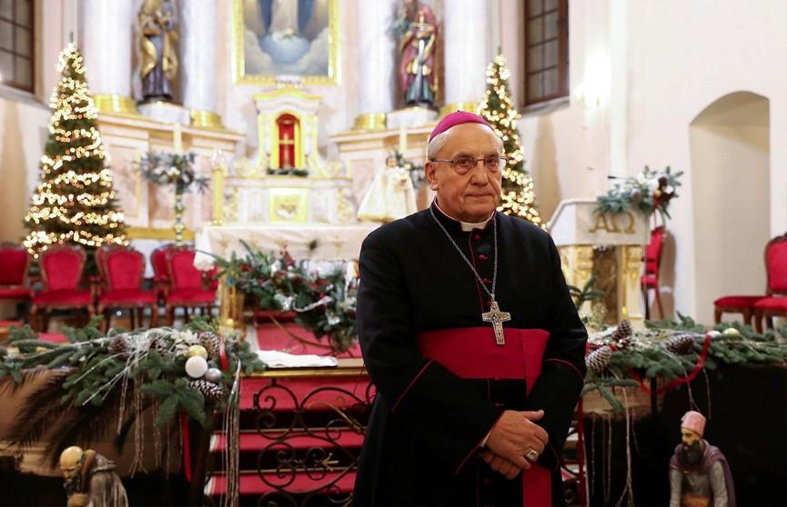 Папа Римский принял отставку Тадеуша Кондрусевича, у белорусских католиков новый глава