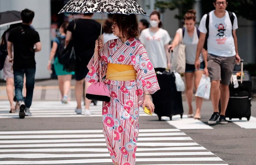 Экстремальная жара в Японии унесла жизни 23 человек