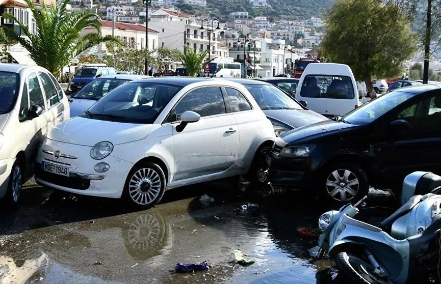 На греческом острове Самос на полгода ввели режим ЧП из-за землетрясения