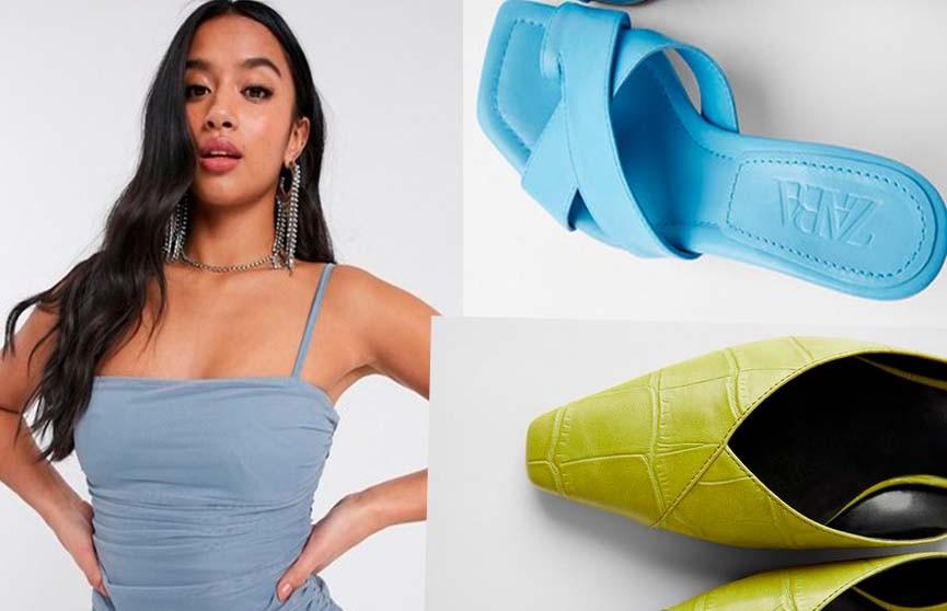 Главные цвета лета-2020: названы самые модные оттенки в одежде