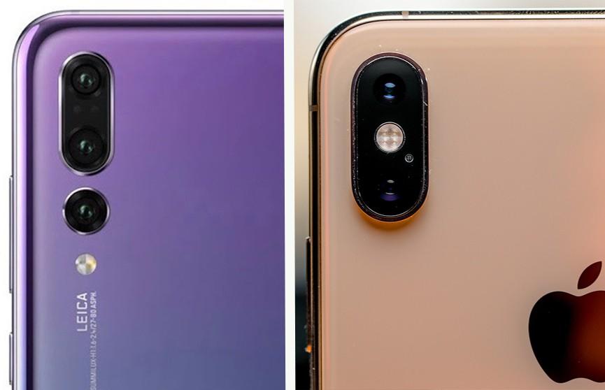 Huawei P20 Pro уделал камеру нового iPhone Xs Max