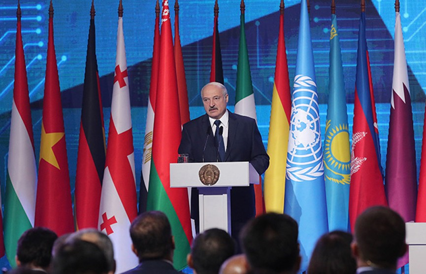 Заместитель Генсекретаря ООН Воронков поддержал позицию Лукашенко по борьбе с терроризмом