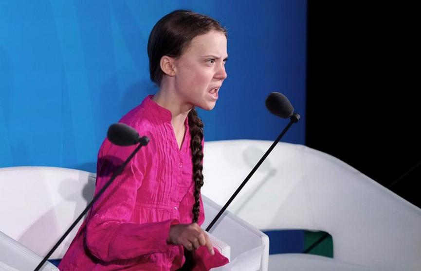 Вы украли мое детство и мечты. Грета Тунберг отчитала политиков на саммите ООН по климату