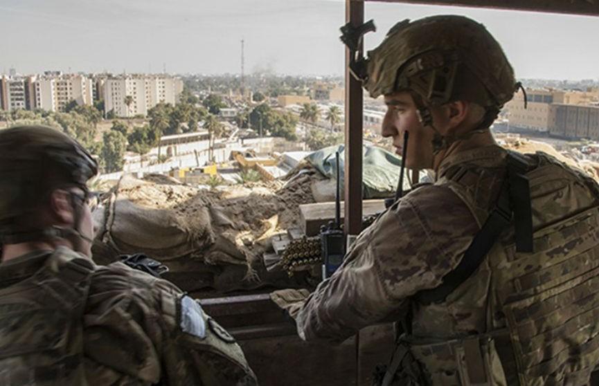 США будут сокращать численность своих войск в Ираке