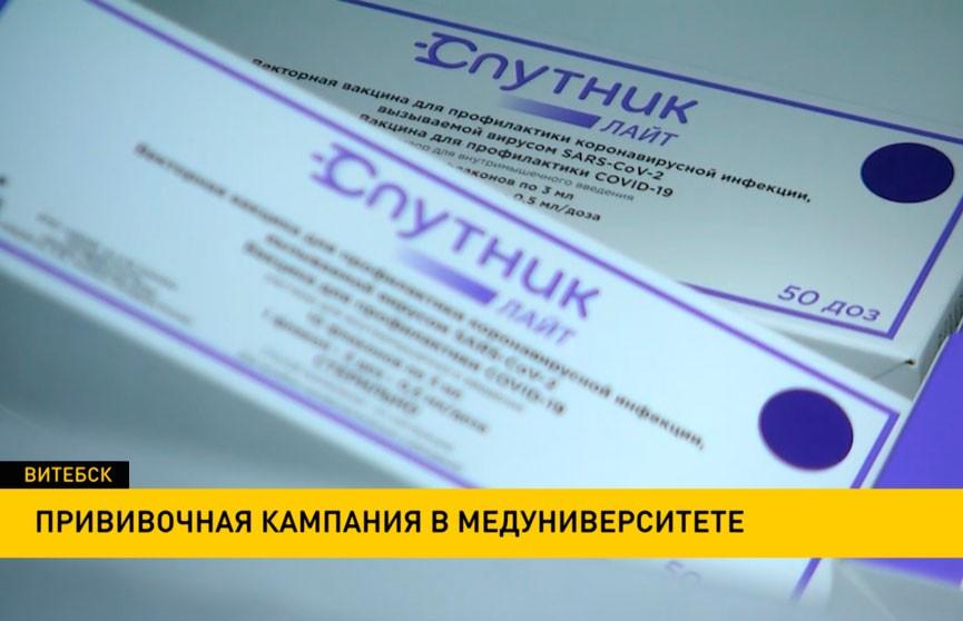 Начальник Главного управления по здравоохранению Витебского облисполкома: четвертая волна COVID-19 больше затронула молодежь