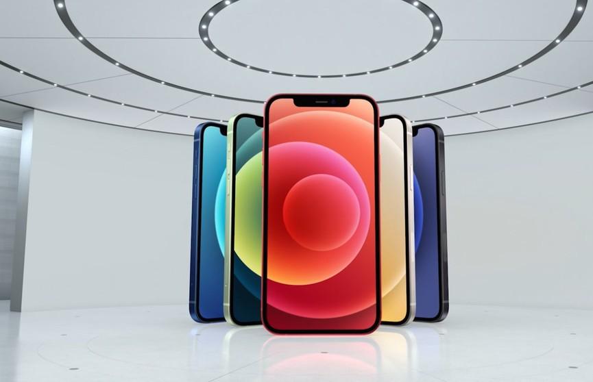 Apple презентовал новые iPhone с 5G