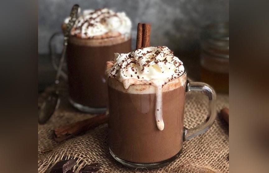 Как вкусно приготовить горячий шоколад? Рецепт Юлии Высоцкой