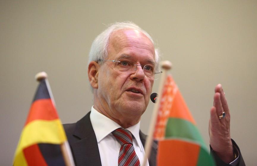 Более 200 участников принимают участие в VI Белорусско-германском энергетическом форуме