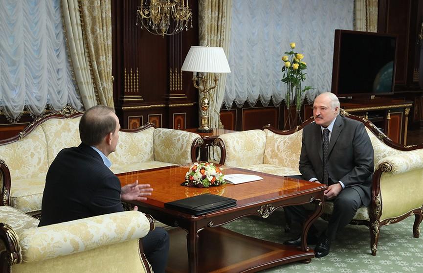 Выборы президента и мир на Донбассе: Александр Лукашенко встретился с Виктором Медведчуком
