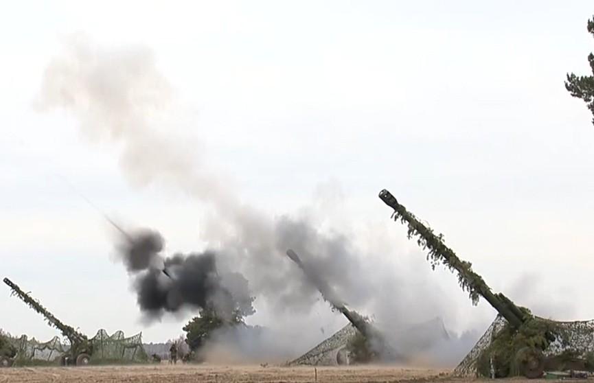 День ракетных войск и артиллерии отмечают в Беларуси