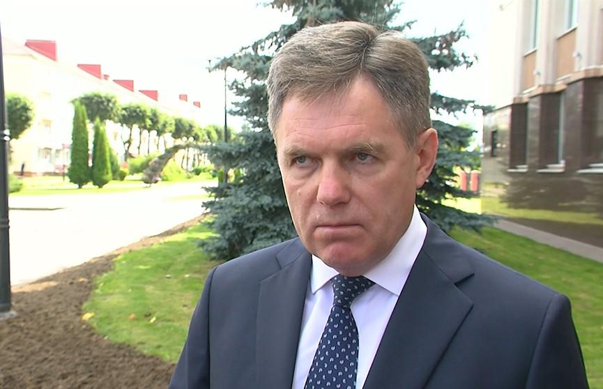 Игорь Петришенко: Родители должны защищать своих детей и не подвергать их опасности