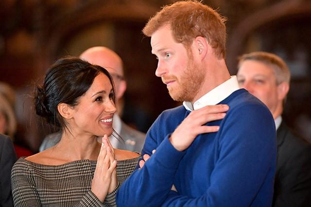 Меган Маркл и принц Гарри будут получать $1 миллион за публичные выступления