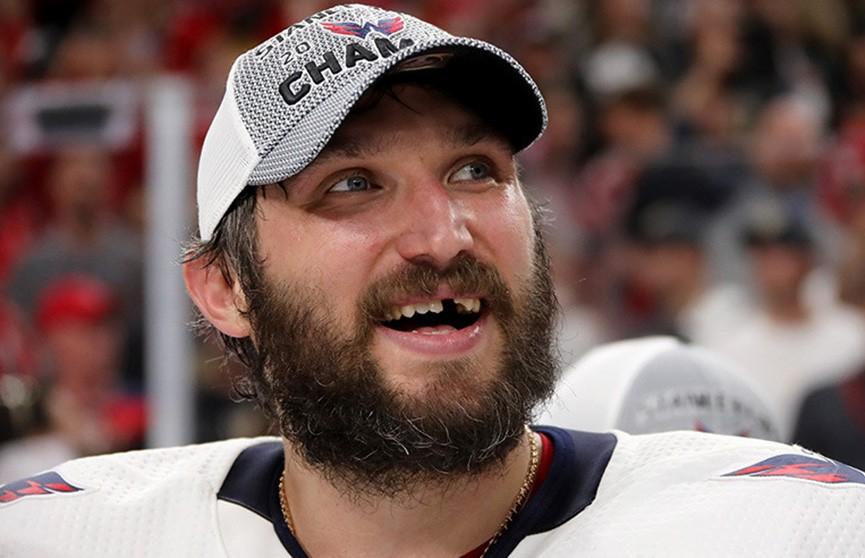 Чемпионат НХЛ. Александр Овечкин – лучший бомбардир сезона