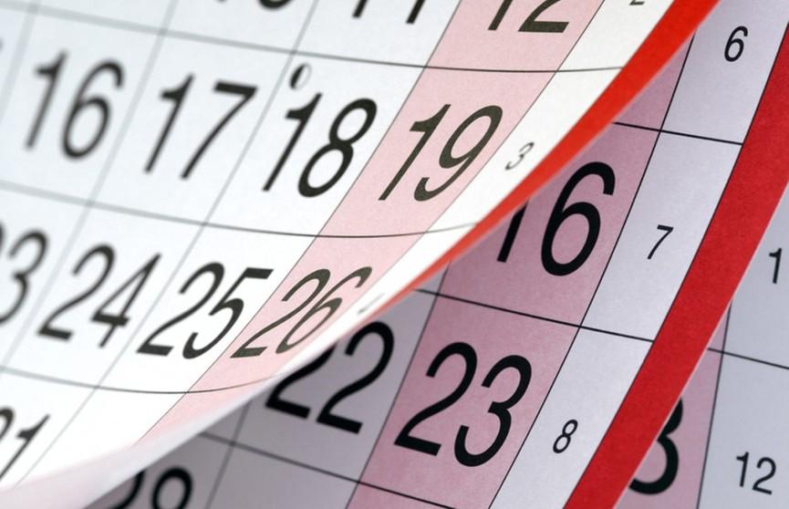 2 и 6 января – выходные.  Утвержден график переноса рабочих дней в Беларуси на 2020 год