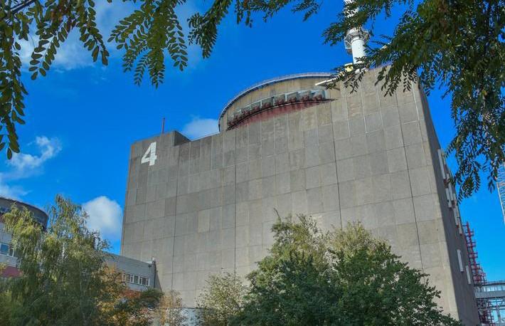 Четвертый энергоблок Запорожской АЭС отключен от сети