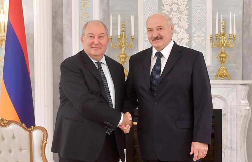 Беларусь и Армения: на что страны делают ставку в сотрудничестве?