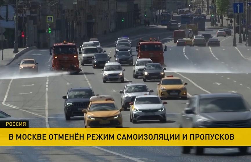 Россия возвращается к обычной жизни: сняты основные ограничения, введенные из-за коронавируса