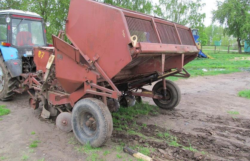 Механизатор погиб на одной из ферм под Столбцами