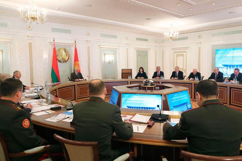 Лукашенко: В различных регионах мира сейчас накапливается конфликтный потенциал