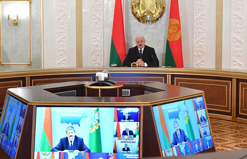 Собрать урожай в 9,5 млн тонн: Президент провёл совещание с главами регионов