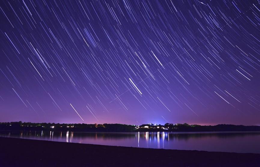 Эффектный звездопад можно будет увидеть в ночь с воскресенья на понедельник