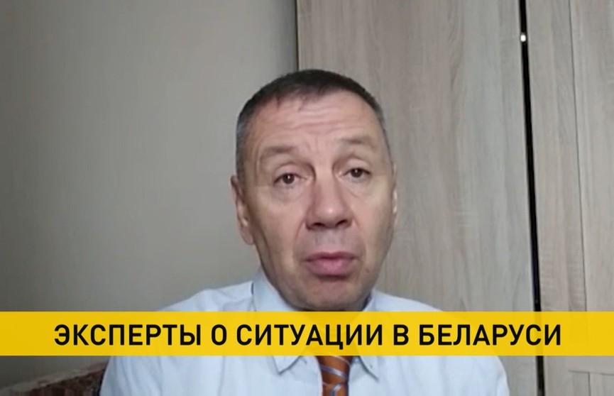 Эксперт о призывах «остановить экономику»: Большинство белорусов не хотят прекращать работу, они поддерживают Александра Лукашенко