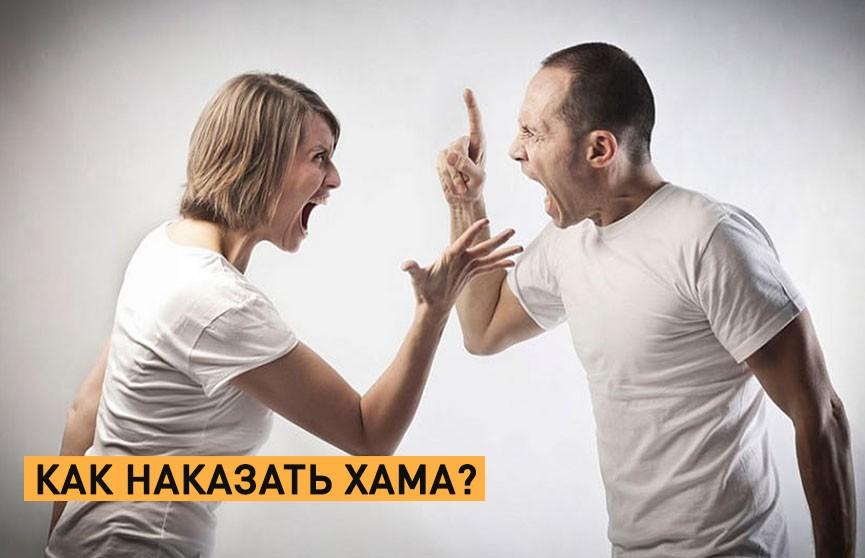 Клевета, оскорбления или хамство. Как наказать по закону?