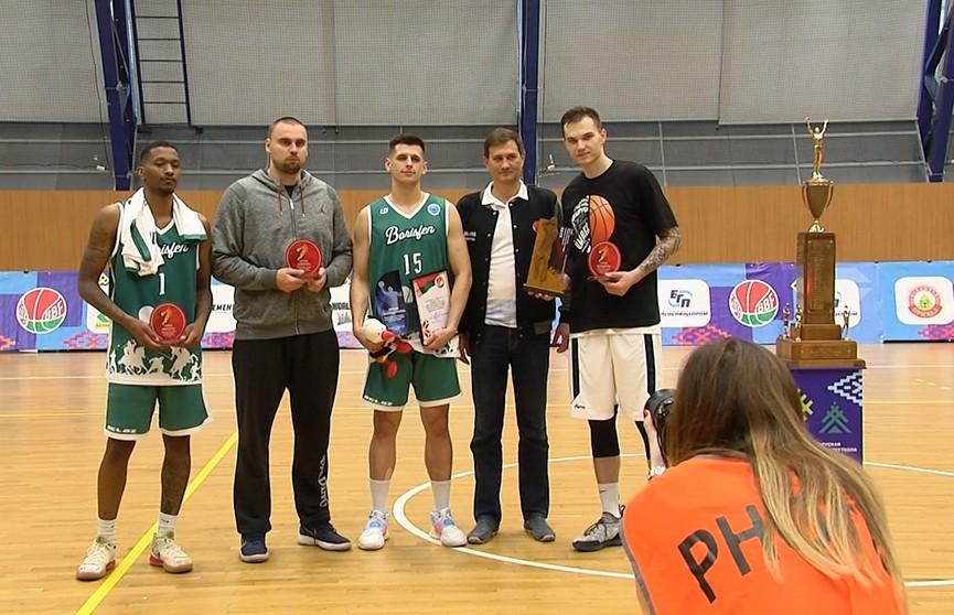 Белорус Максим Салаш заключил контракт с баскетбольным клубом «Бургос»